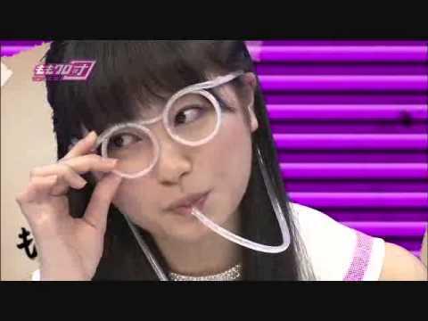 ももクロ佐々木彩夏のメガネが似合わなさすぎるW ももいろクローバーZ あーりん